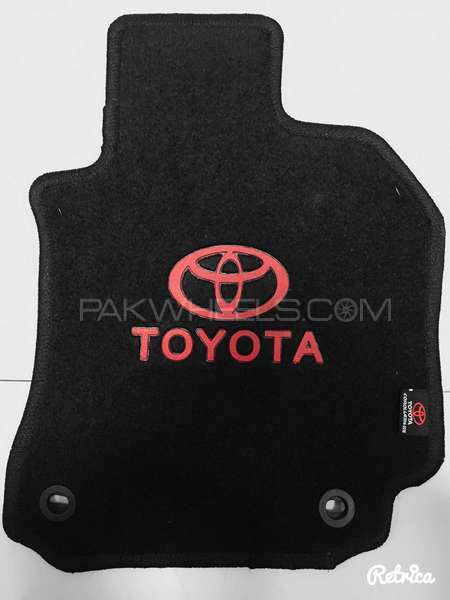 COROLLA GENUINE FITTING FLOOR MATS Image-1