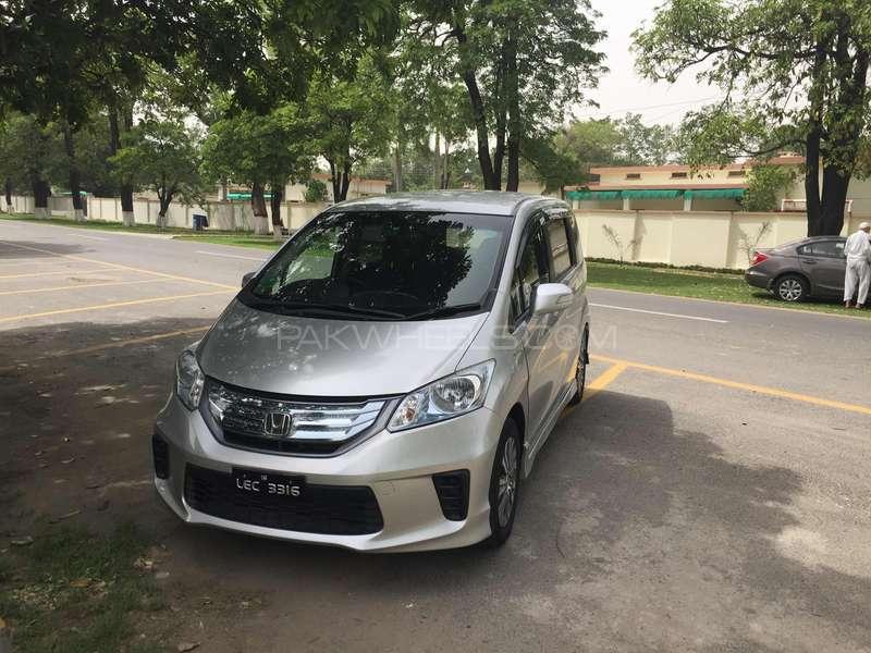 Honda Freed Hybrid 2012 Image-10