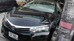 Used Toyota Corolla GLi Automatic 1.3 VVTi 2015