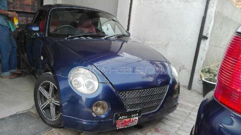 Daihatsu Copen Active Top 2003 Image-1