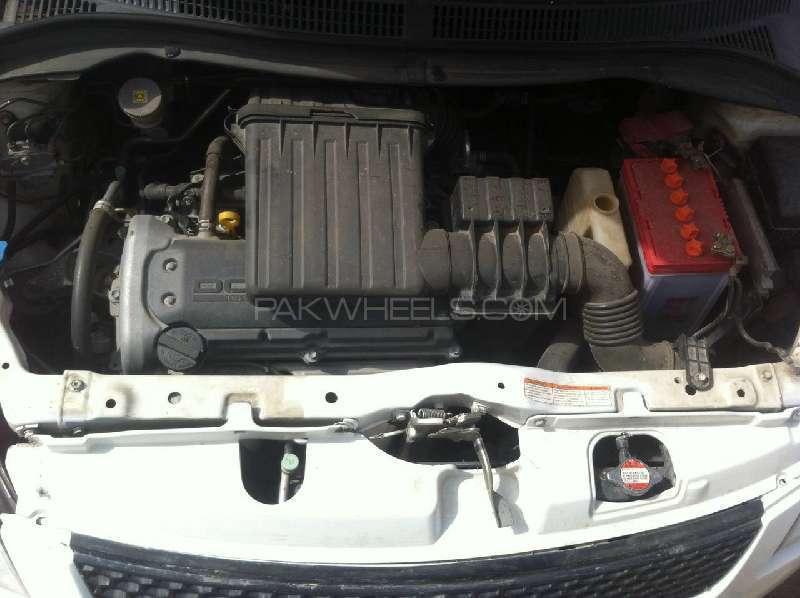 Suzuki Swift DX 1.3 2012 Image-16