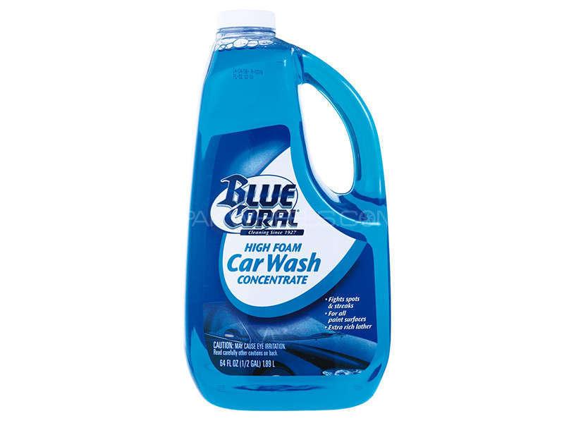 Blue Coral Car Wash 1.89 Ltr Image-1