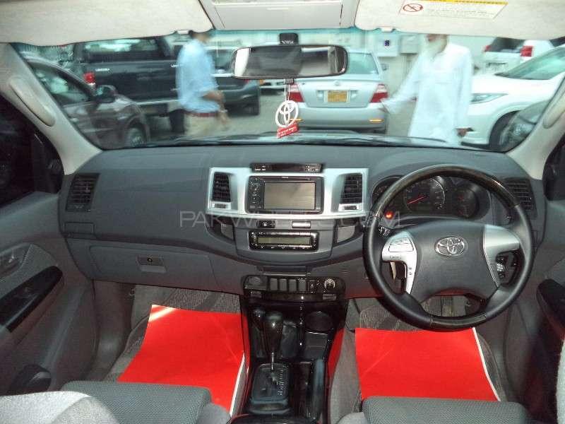 Toyota Hilux Vigo Champ 2013 Pakistan Autos Post