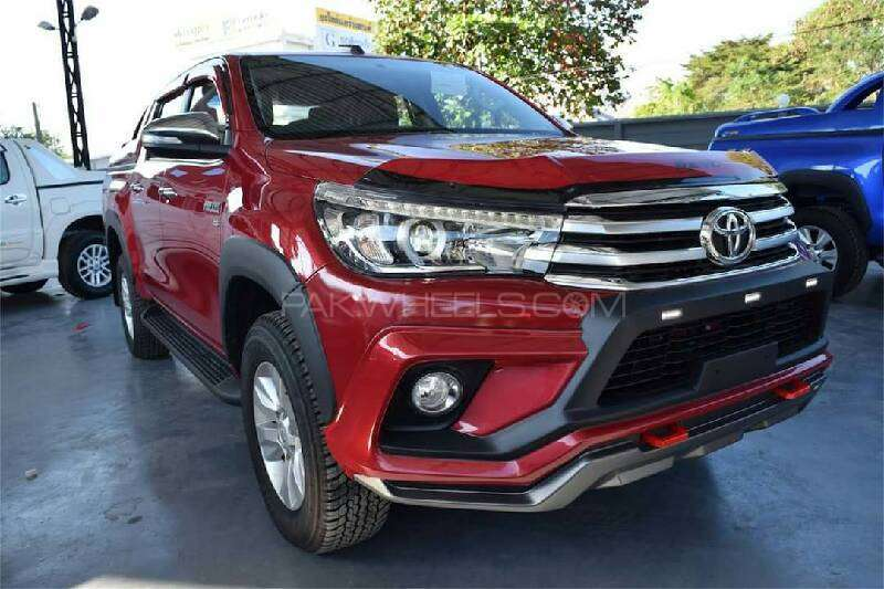 2016 Hilux REVO 2016- New and used cars from Japan.