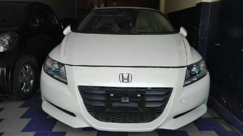 Honda CR-Z Sports Hybrid Beta 2012 Image-1