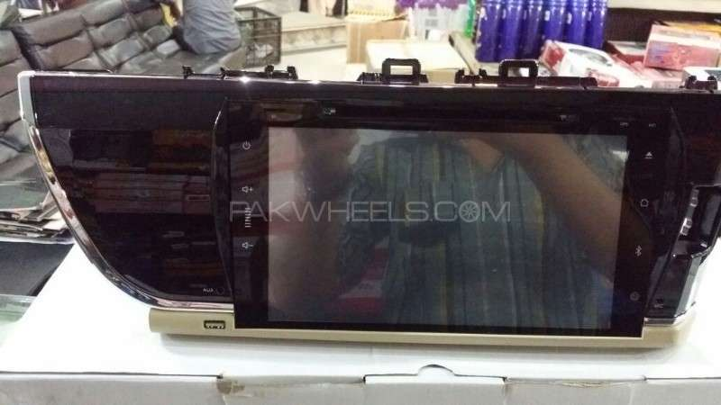 Corolla 2015 DVD With Out GPS  Image-1