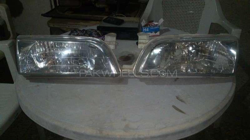 Toyota Indus Corolla Head lights Image-1