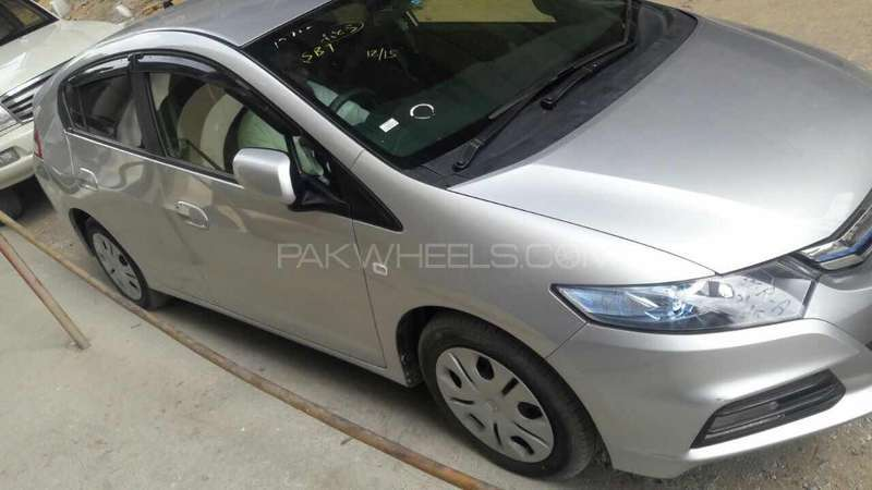 Honda Insight Exclusive XL INTER NAVI SELECT 2012 Image-1
