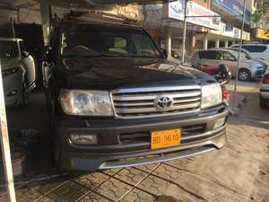 Toyota Land Cruiser VX Limited 4.2D 2005 for Sale in Karachi
