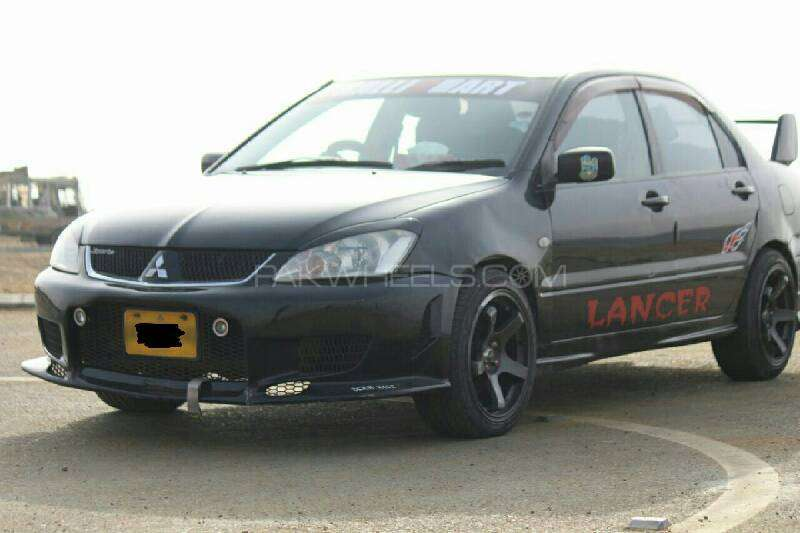 mitsubishi lancer 2005 for sale in karachi pakwheels. Black Bedroom Furniture Sets. Home Design Ideas