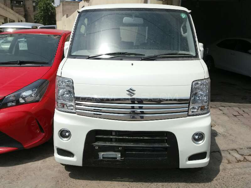 Suzuki Every Wagon Pz Turbo Special