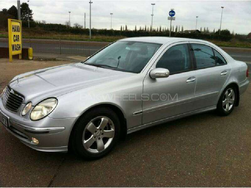 mercedes benz e class e220 cdi 2002 for sale in rawalpindi pakwheels. Black Bedroom Furniture Sets. Home Design Ideas