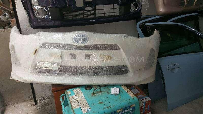 toyota aqua front sports bumper Image-1