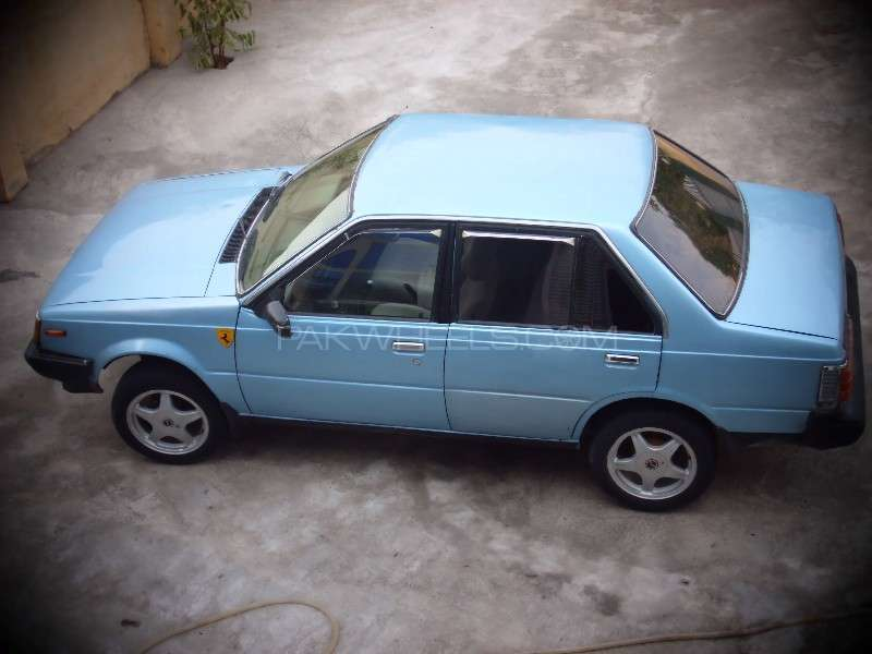 Nissan Sunny 1984 Image-4