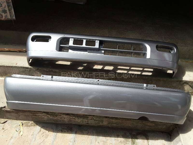 Bumpers Suzuki Mehran Image-1