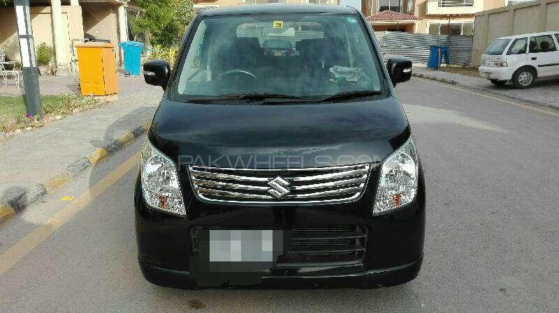 Suzuki Wagon R Limited 2012 Image-1