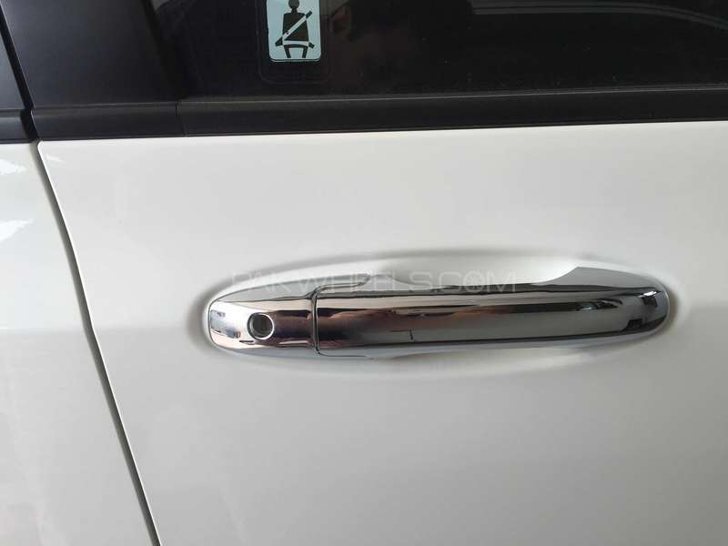 Honda City Handel Chrome Cover For Sale Image-1