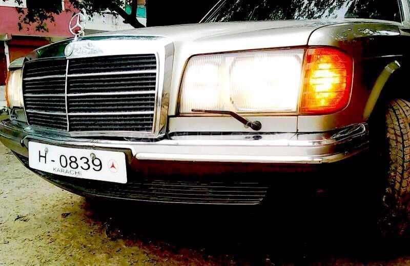 Mercedes Benz S Class 300se 1985 For Sale In Rawalpindi