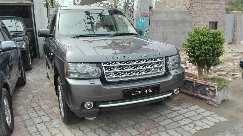 Range Rover Other 2006 Image-1