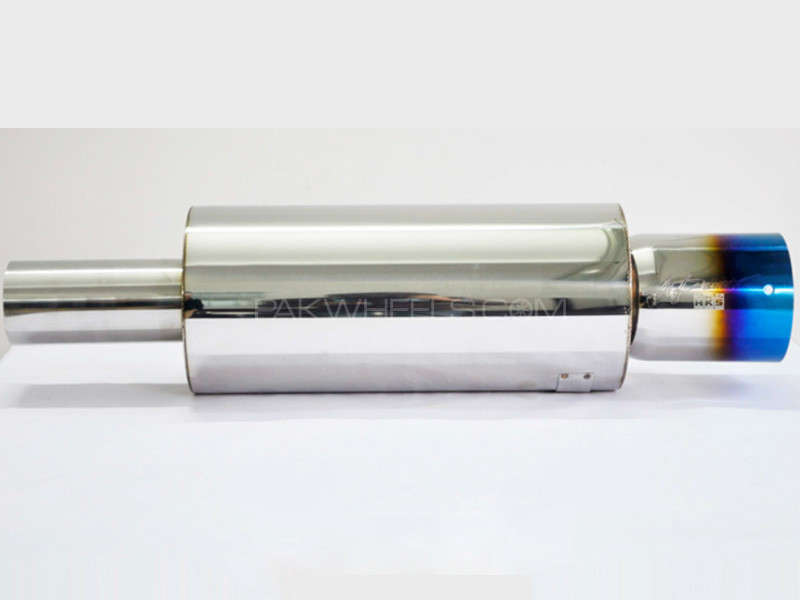 HKS Silencer - Small in Lahore