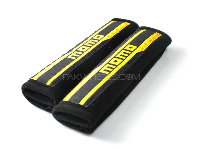 Seat Belt Cover - MOMO Image-1