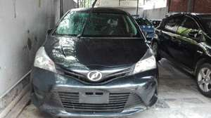 Toyota Vitz F Smile Edition 1.0 2014 for Sale in Lahore