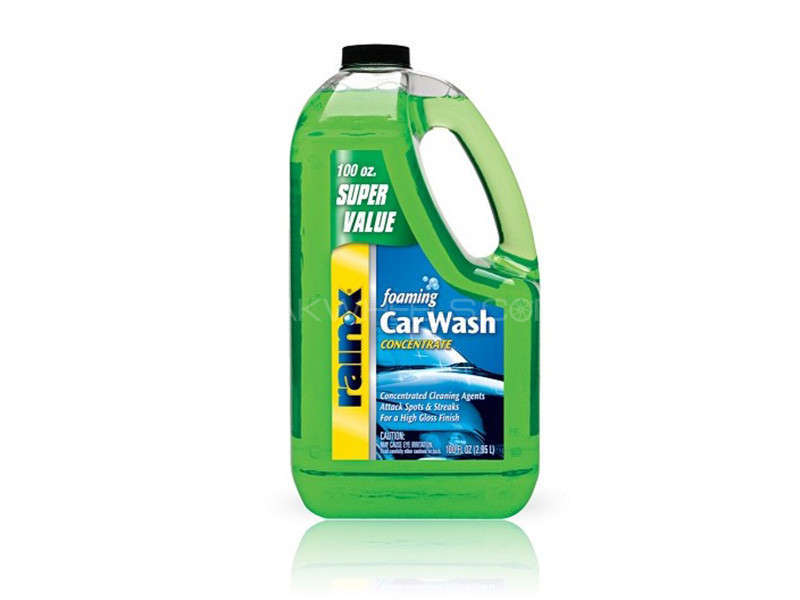 Rain-X Foaming Car Wash Concentrate 2.89L Image-1
