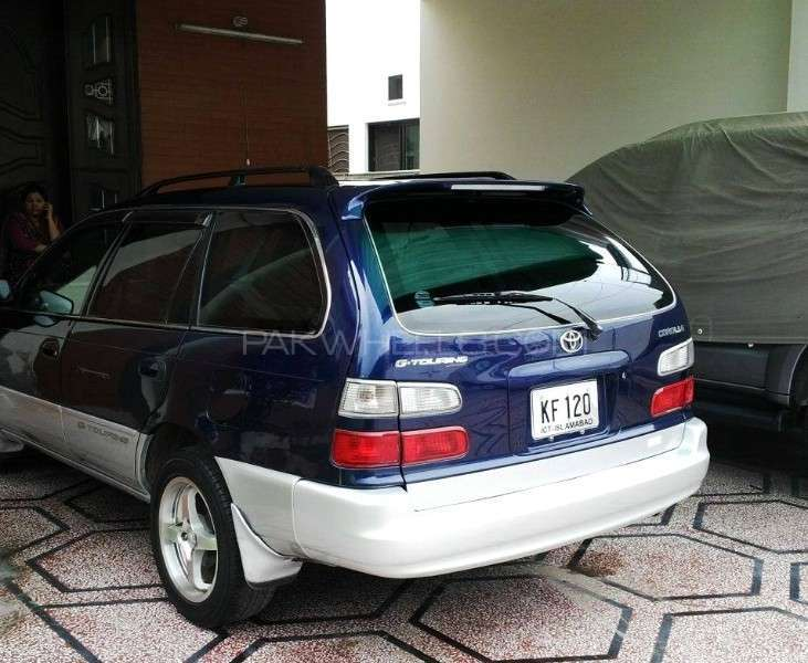 Toyota Other 1996 Image-1