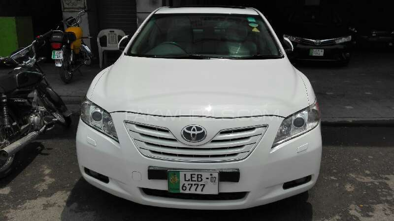 Toyota Camry G 2007 Image-1