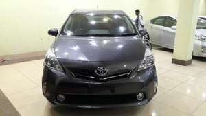 Toyota Prius Alpha G 2012 for Sale in Multan