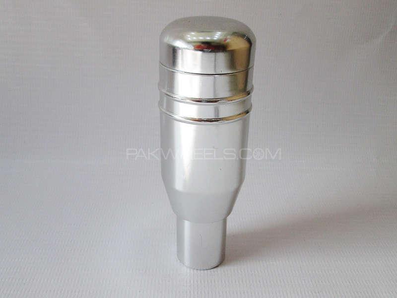 Gear Knob - MOMO Pure Silver Image-1