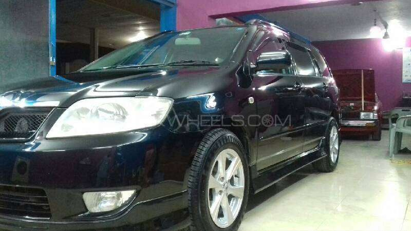 Toyota Corolla Fielder X Special Edition 2006 Image-1