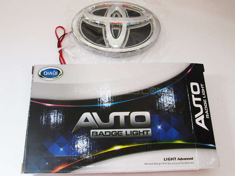 Auto Badge Lamp Toyota - 5D  Image-1