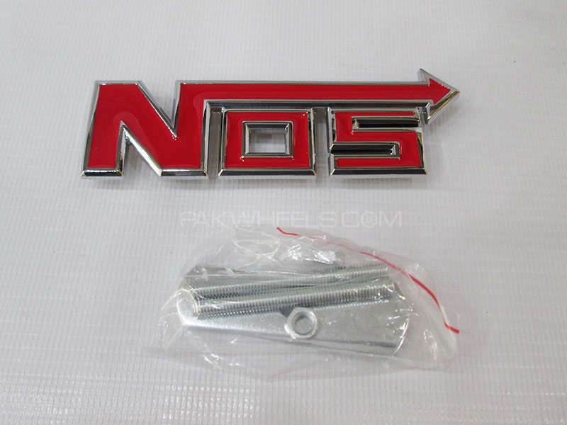 Grill Emblem - NOS  in Lahore