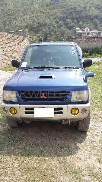 Mitsubishi Pajero Mini 1998 Image-8