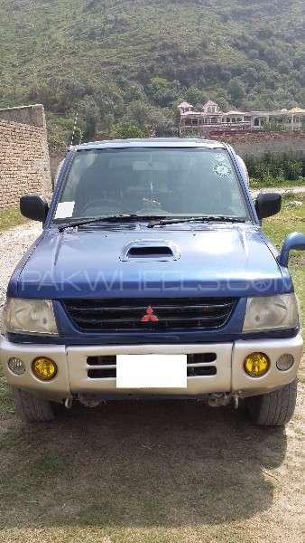 Mitsubishi Pajero Mini 1998 Image-4