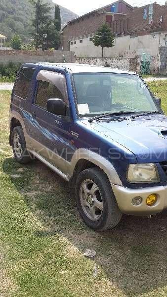 Mitsubishi Pajero Mini 1998 Image-9