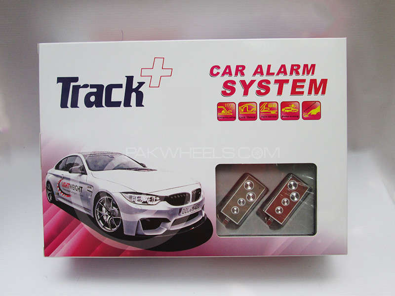 Car Alarm System - Track+ in Lahore