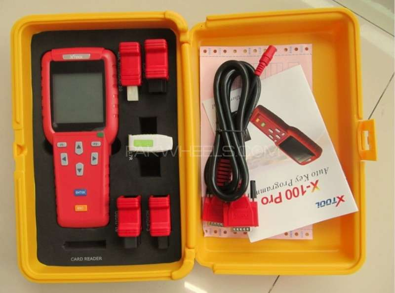 Auto Key Programmer and Clonning Tools Image-1