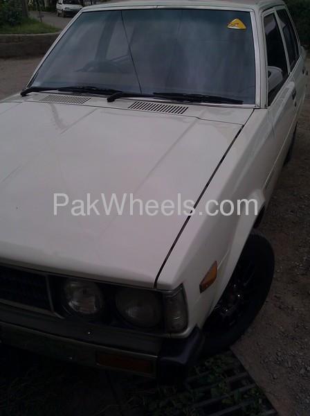 Toyota Corolla GL 1980 Image-5