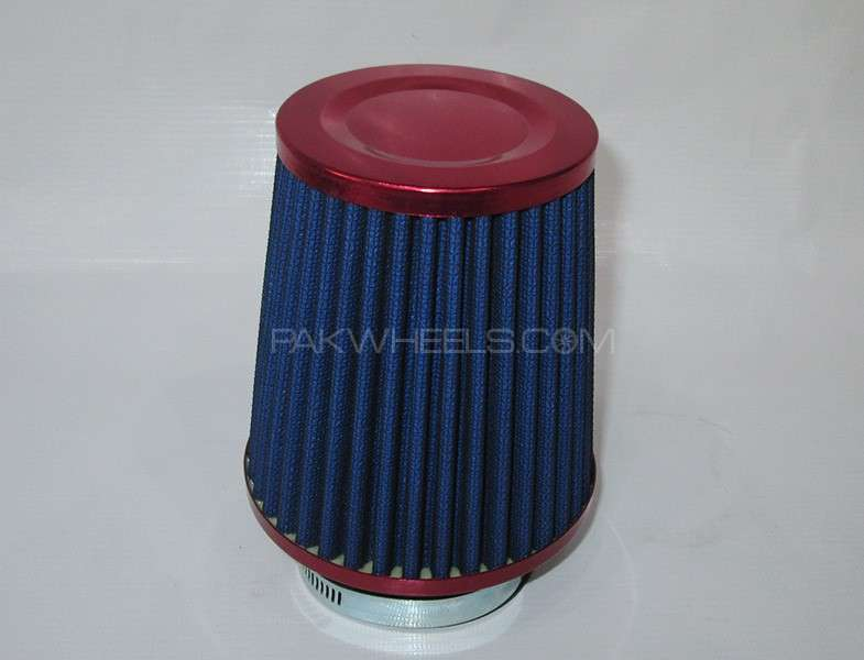 Air Intake Filter - Medium Size (Colored Top) Image-1