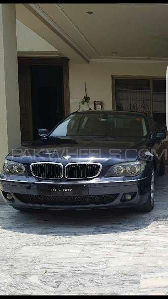 bmw 7 series 730d 2003 for sale in multan pakwheels. Black Bedroom Furniture Sets. Home Design Ideas