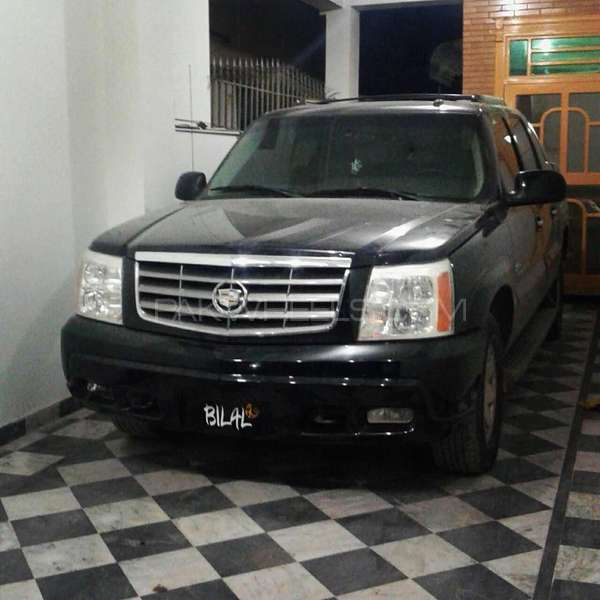 2002 Cadillac Escalade Ext For Sale: Cadillac Escalade Ext 2005 For Sale In Islamabad
