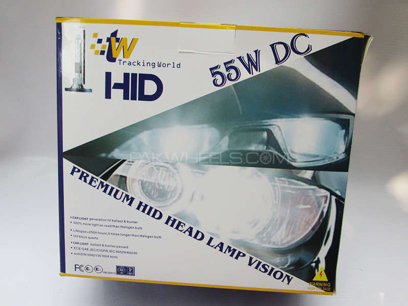 HID 55W DC TW - H11 Image-1
