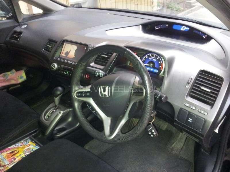 Honda Civic Hybrid MXST 2009 Image-7