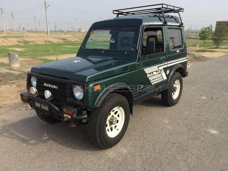 Suzuki Jimny Sierra Basegrade 1998 For Sale In Lahore