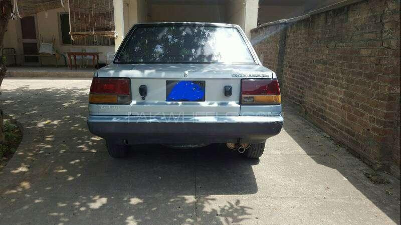 Toyota Corolla DX Saloon 1983 Image-17