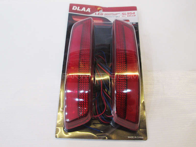 DLAA LED Brake Light Corolla 2014 - 2016 - SL954 in Lahore