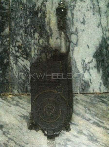 Mercedes Benz W201 Original Automatic Antenna Image-1