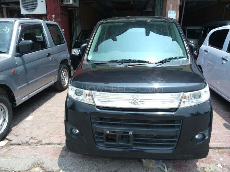 Suzuki Wagon R Stingray Limited 2011 Image-1